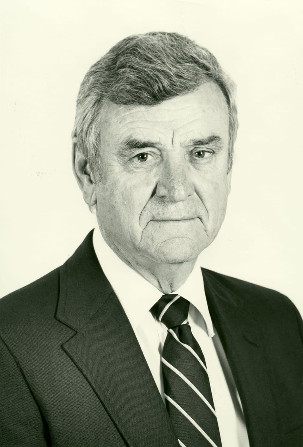 Byrd C. Curtis, director of CIMMYT's Global Wheat Program from 1982 to 1988. (Photo: CIMMYT)