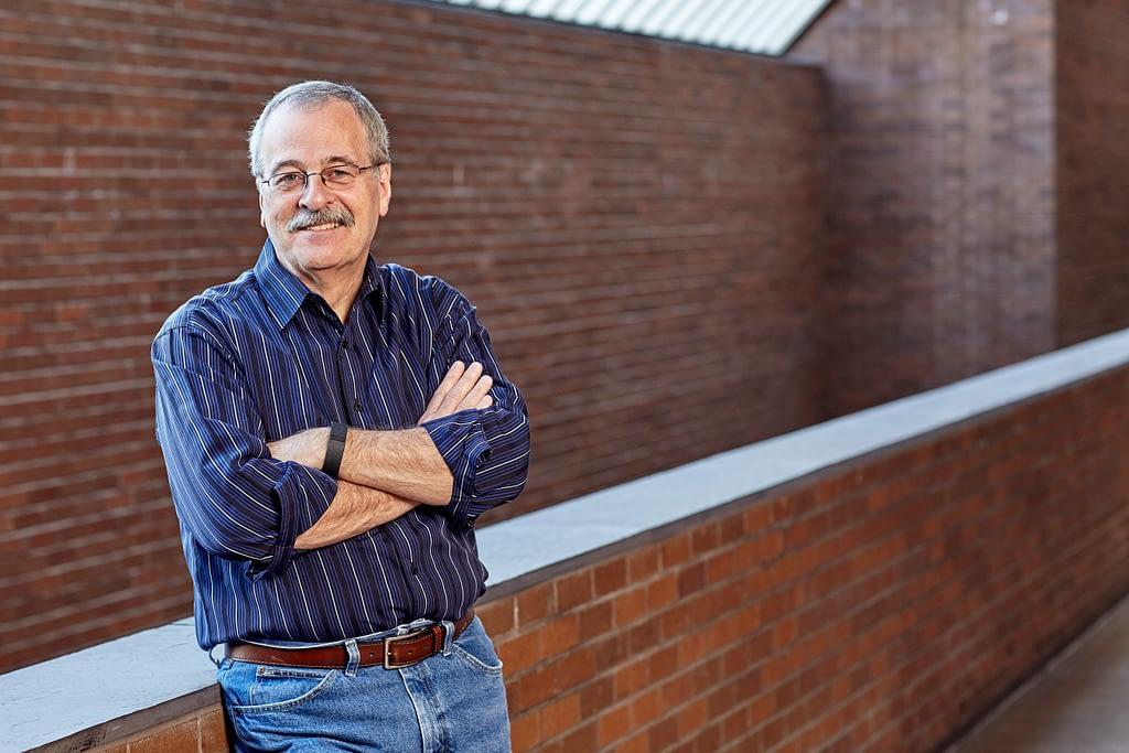 Philip Pardey at the University of Minnesota, USA. (Photo: InSTePP/University of Minnesota)