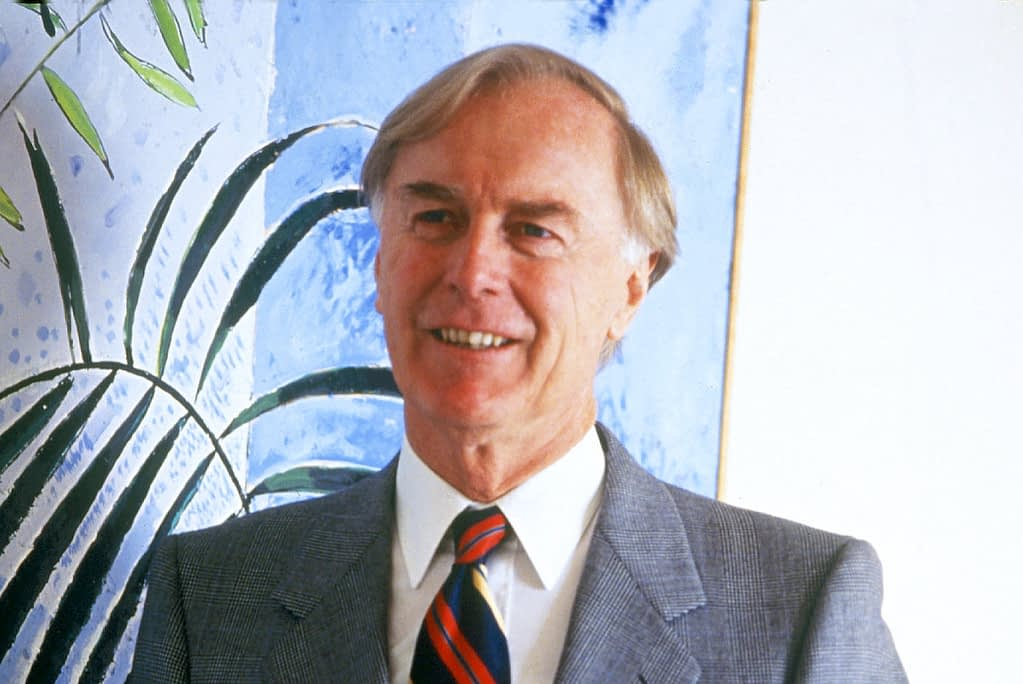 Donald L. Winkelmann, Director General of CIMMYT from 1985 to 1994. (Photo: CIMMYT)