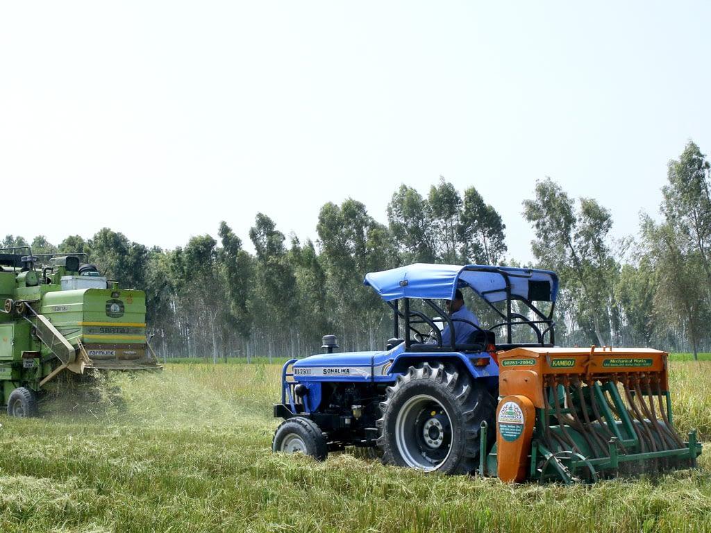 (Photo: Sonalika Tractors)