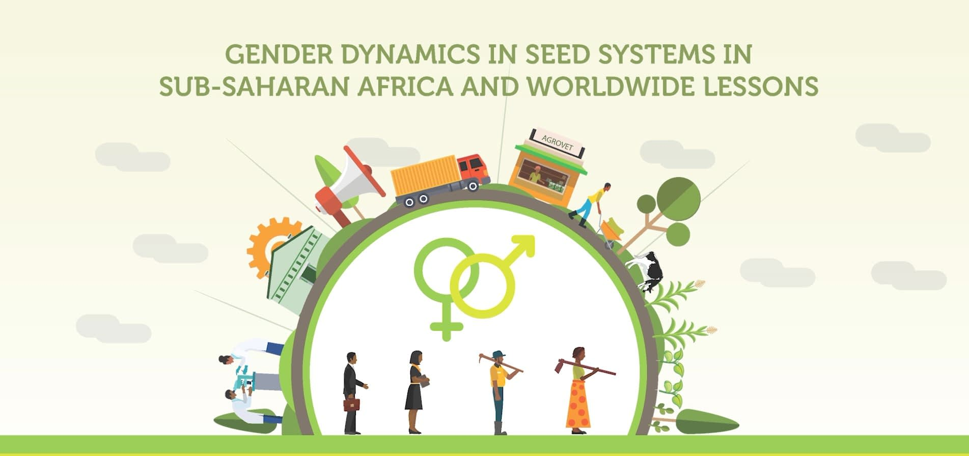Gender Dynamics in Seed Systems in Sub-Saharan Africa and Worldwide Lessons workshop