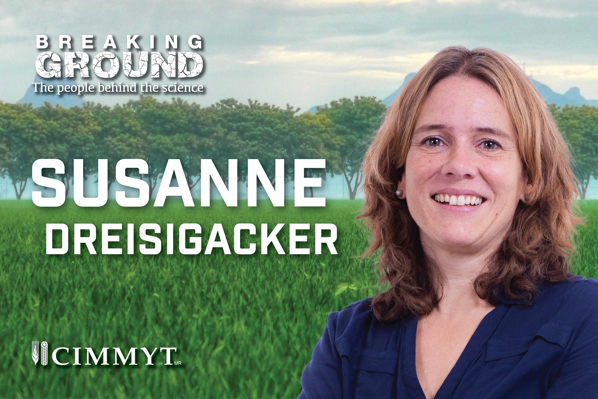Breaking Ground: Susan Dreisigacker