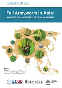 Fall armyworm in Asia: A guide for integrated pest management