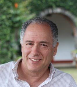 CIMMYT Principal Scientist Ivan Oritz-Monasterio Photo courtesy of Ivan Oritz-Monasterio