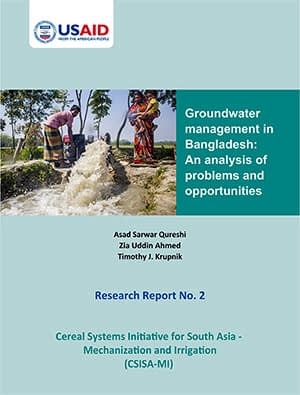 Groundwater-report