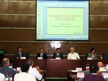 CHINA-CIMMYT-30years-collaboration-seminar