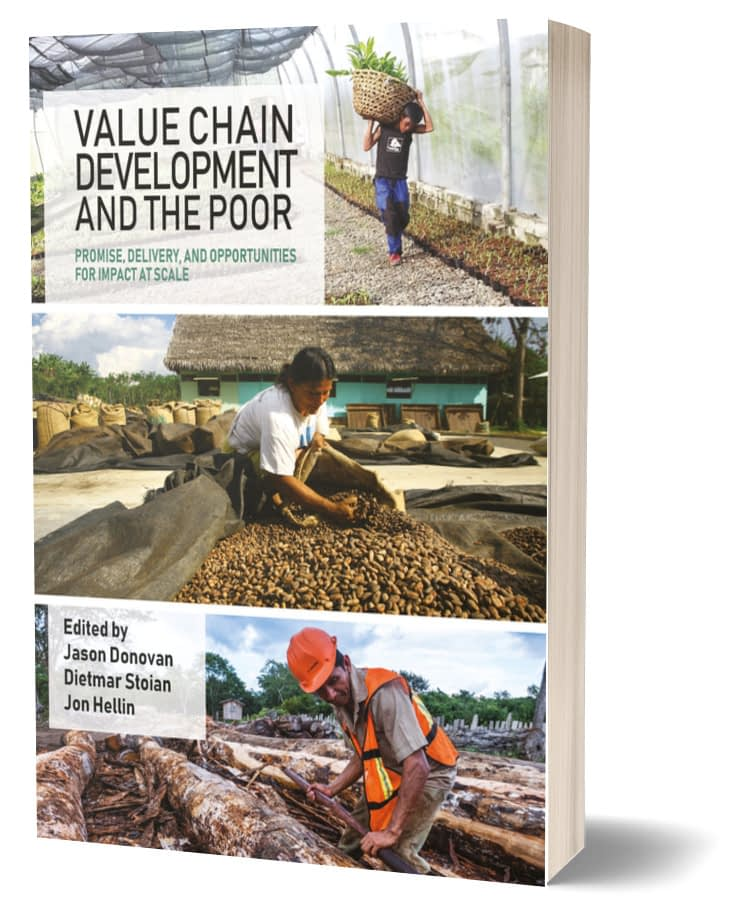 This new book takes an unsparing look at what has and hasn't worked in the field of value chain development.